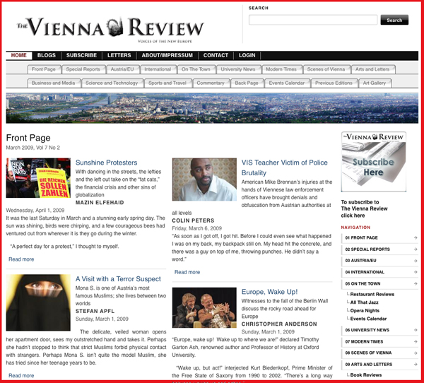 Vienna Review
